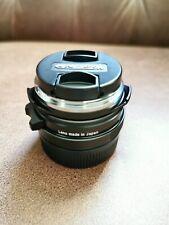 Voigtländer Voigtlander Nokton 40-40mm f/1.4 Lens RF Leica M