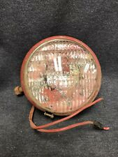 Antique Vintage Guide Tractor Light Housing Withlamp Ts Rat Rod With Bracket