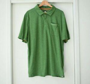Size XL Men's The North Face Face Polo T-shirt