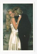 Johnny HALLYDAY  carte postale n° C.P. 370 by Edobos    Sylvie VARTAN