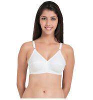 Cotton BRA FREE SHOULDER CUSHION Unpadde Wire Free DD CUP D CUP C CUP B CUP A