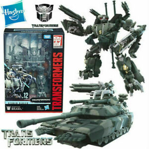 Transformers Decepticon Toy Brawl Studio Series 12 Voyager Class Movie 1 Figure