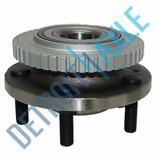 New Front Complete Wheel Hub and Bearing Assembly for Volvo V90 S90 2WD w/ ABS