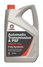 Comma MVATF5L Automatic Transmission and Power Steering Fluid Fully Synthetic 5L