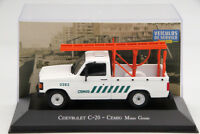1:43 Altaya Chevrolet C 20 Cemig Minas Gerais Diecast Toys Car Models Collection