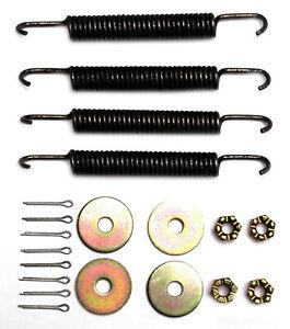 Drum Brake Hardware Kit Front ACDelco 18K1661