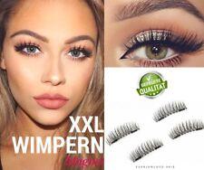 3D XL Magnet Wimpern 4 x Magnetische Künstliche Wimpern EyeLashes #217 Lash NEU