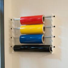 Vinyl Sticker/Roll Self Adhesive Sign Making Wall Rack/Holder Dispenser - 75cm