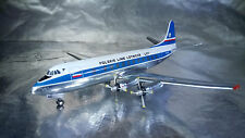 * Herpa Wings 554657 LOT Polish Airlines Vickers Viscount 800 1:200