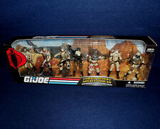 GI JOE 25th Anniversary COBRA DESERT ASSAULT SQUAD Action Figure Set Hasbro 2008