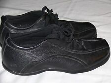 Men's Skechers SN 600002 Shoes Casual Comfort Leather, Black, Size 11.5