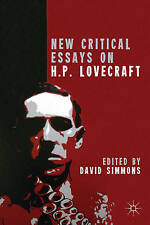 New Critical Essays on H.P. Lovecraft by Palgrave Macmillan (Hardback, 2013)