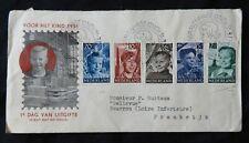 BL / Enveloppe  Pays-Bas -> Voor Het Kind 1951
