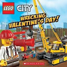 Lego City: Wrecking Valentine's Day! by Trey King (2015, Paperback)