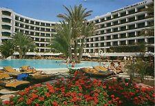 Alte Postkarte - Gran Canaria - Hotel Palm Beach - Playa de Maspalomas