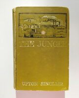 1906 First Edition THE JUNGLE Upton Sinclair Hardcover