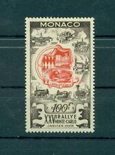 Monaco 1955 - Y & T  n. 420 - 25e rallye automobile de Monte-Carlo