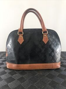 Sac Louis Vuitton Alma Vintage