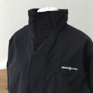 Henri Lloyd Mens Jacket Black Size Large