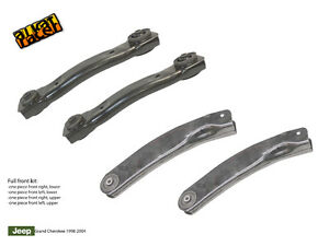Jeep Grand Cherokee front control arm kit. 98-04. Four pieces front control arm.