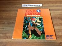 Gall Force Earth Chapter One Laserdisc US Version US Manga Brand New Sealed RARE