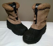 32ab785e5fc7 Totes Waterproof Leather Winter Boots Women Size 5M