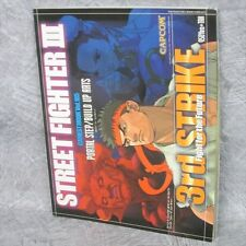 Street Fighter III 3rd Strike Portale Step Build Arti Guida Si