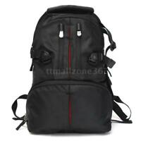 LARGE DSLR SLR CAMERA BACKPACK CAMERA BAG FOR PHOTO PHOTOGRAPHY ACCESSORIES K9E3