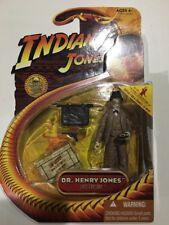 INDIANA JONES Last Crusade Dr. Henry Jones Action Figure