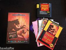 SHADOW OF THE BEAST II 2 - COMPLETE - SEGA MEGA DRIVE