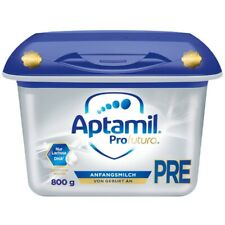 Aptamil Anfangsmilch Profutura PRE 800 g ab der Geburt NEU OVP