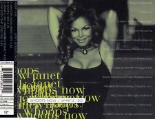 JANET JACKSON : WHOOPS NOW - WHAT'LL I DO / CD - TOP-ZUSTAND