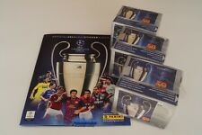 PANINI CHAMPIONS LEAGUE 2011/12 album vuoto + 3 display OVP