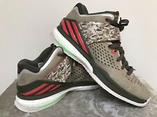 Robert Griffin III RG3 Energy Trainer Boost Adidas Mens Shoes Camo Size US 11