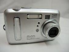 Kodak Easyshare digital camera CX7430  *point & shoot *easy to use *works on AAs