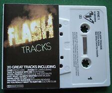 Flash Tracks Irena Cara Shakatak David Essex Blancmange + Cassette Tape - TESTED