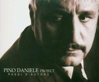 Passi D'Autore Project CD Nuovo Sigillato Pino Daniele Digipack BMG 2004