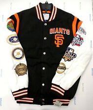 San Francisco Giants Men's G-III Goal Post Varsity Jacket 720