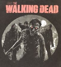 The Walking Dead Zombies Black T Shirt Large AMC Delta Pro Weight Cotton XL
