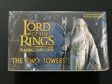 Lord of the Rings TCG The Two Towers Booster Box - Factory Sealed