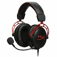 HyperX Cloud Alpha Wired Gaming Headset - Black/Red BRAND NEW IN BOX!