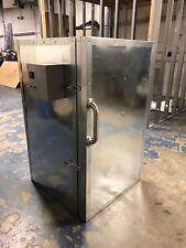 New listing 3x3x5 Batch Oven, Powder Coating, Ceramic Coating