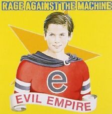 Rage Against The Machine Evil Empire CD 11 Track Austrian Epic 1996