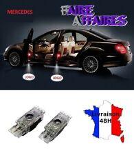 Lumières de bienvenue MERCEDES logo AMG CLK W209 200 220 Kompressor CDI #2