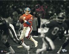 ** John Elway ** Denver Broncos Signed Autographed 8x10 Photo (RP)