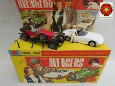 Corgi Toys, Gift Set 40 The Avengers – VNMIB !!!