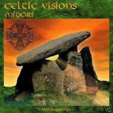 CELTIC VISIONS- MIDORI - NEW AGE CD