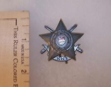 Hungary Distinguished Soldiers Badge, silver