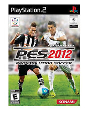 PES 2012 PRO EVOLUTION SOCCER PS2 PS 2 UEFA CHAMPIONS LEAGUE FIFA FUTBOL fun NEW