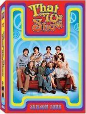 Brand New DVD That '70s Show: Season Four Topher Grace Laura Prepon Mila Kuni